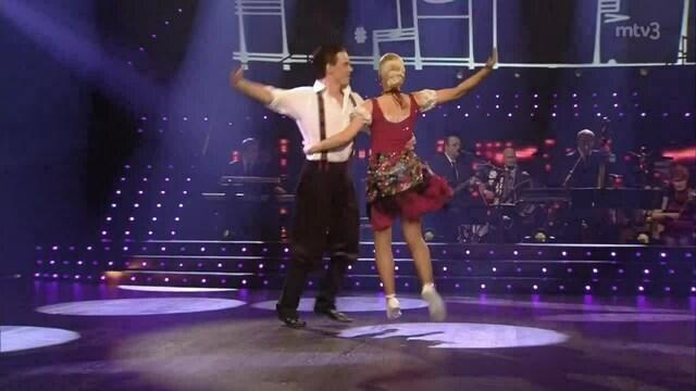 Tanssii Tähtien Kanssa: täyden kympin tanssit, Jakso 12: Tanssii Tähtien Kanssa: täyden kympin tanssit