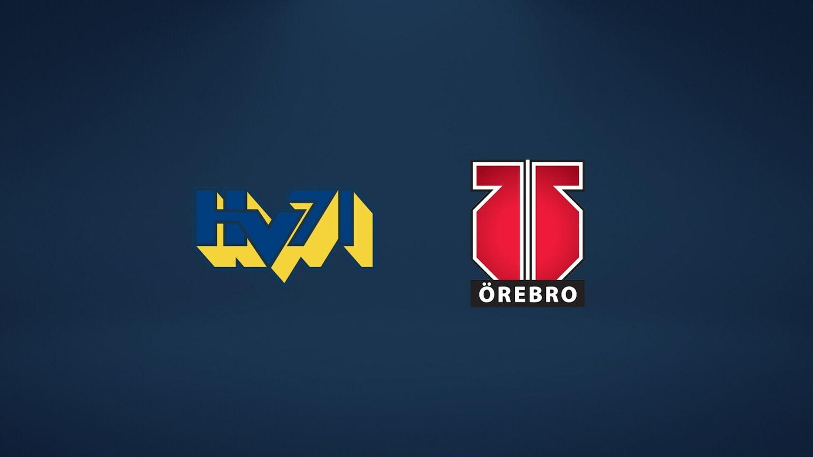 HV71 - Örebro