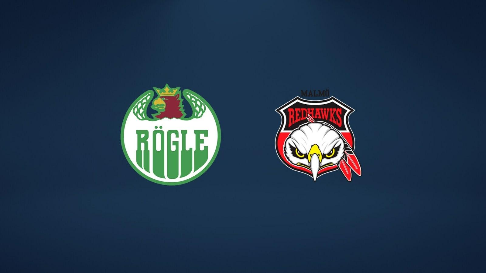 Rögle - Malmö