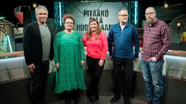 Pitääkö olla huolissaan?, Jakso 9: Anna-Stina Nykänen