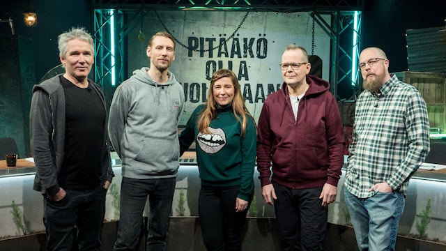 Pitääkö olla huolissaan?, Jakso 10: Pekka Strang