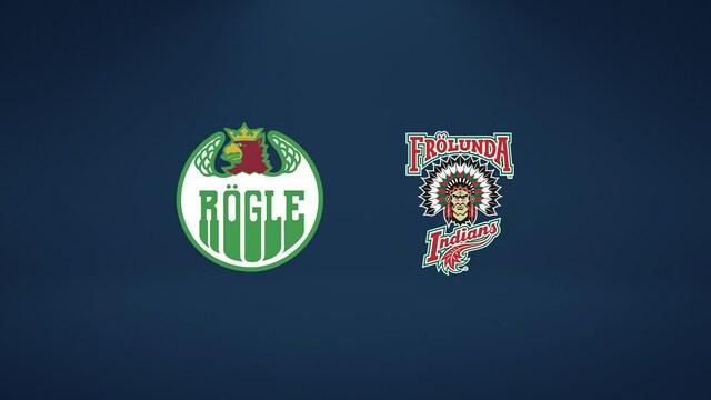 Rögle - Frölunda