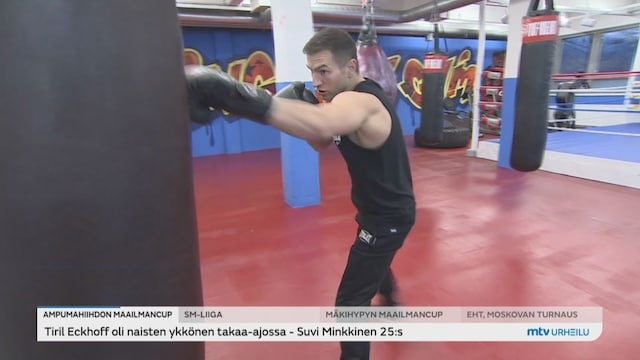 Nyrkkeily, Edis Tatli väläyttää ensi vuodeksi titteliottelua – haluaa jatkaa uraansa 35-vuotiaaksi