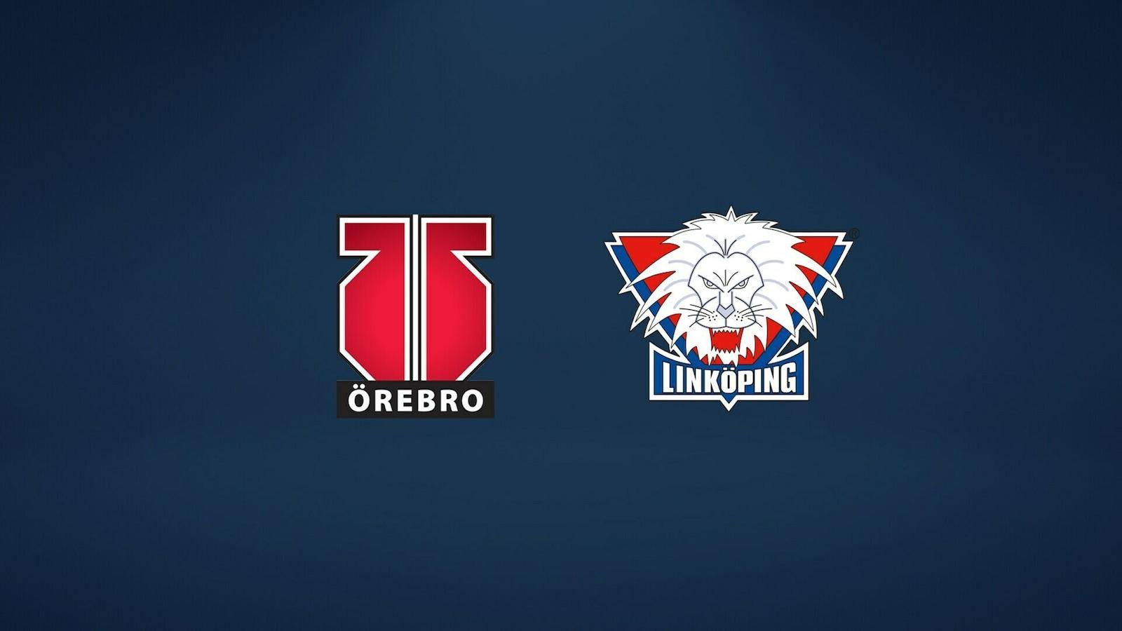 Örebro - Linköping