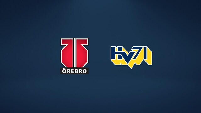 Örebro - HV71