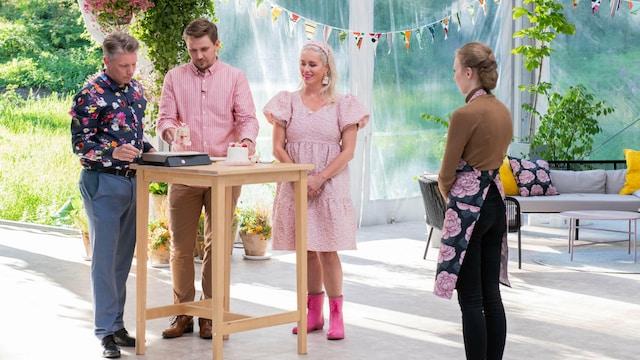 Koko Suomi leipoo, Jakso 7: Kakkua kansalle!