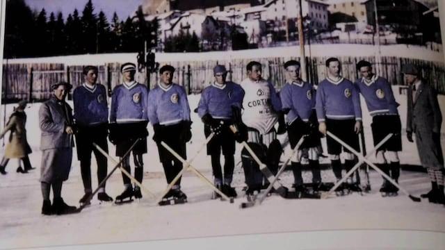 2. Italia: Cortina
