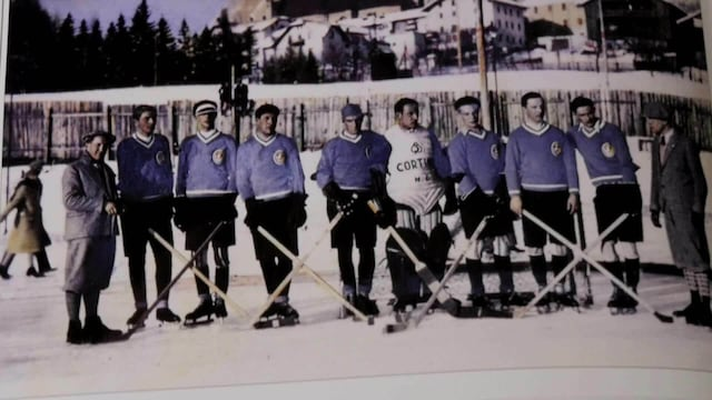 Alpeilla, Jakso 2: Italia: Cortina