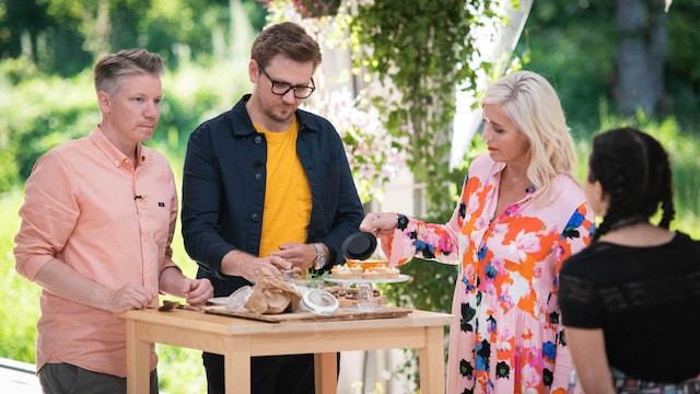 Koko Suomi leipoo, Jakso 9: Leipä leipurin tiellä pitää