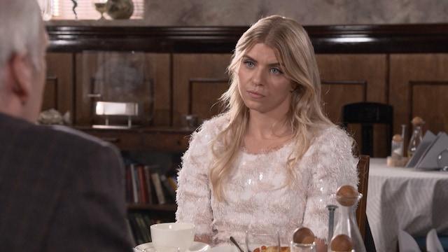Jakso 3917: Multa tuli, kiljahtaa Sabrinaa!
