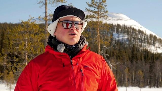 Alpeilla, Jakso Suomi ja Ylläs