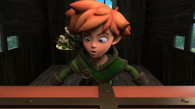 5. Isabelle liittyy seuraan