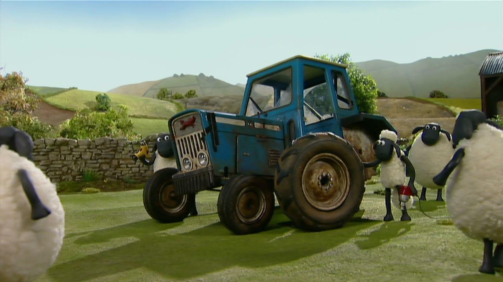 25. Tuliterä traktori
