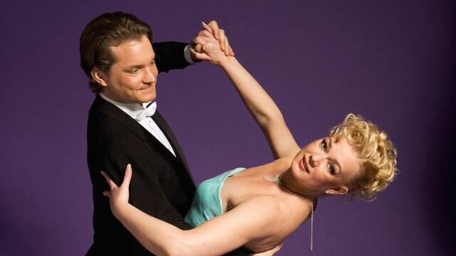 Tanssii Tähtien Kanssa - parhaat kautta aikojen, Jakso 3: Opettajien suosikit