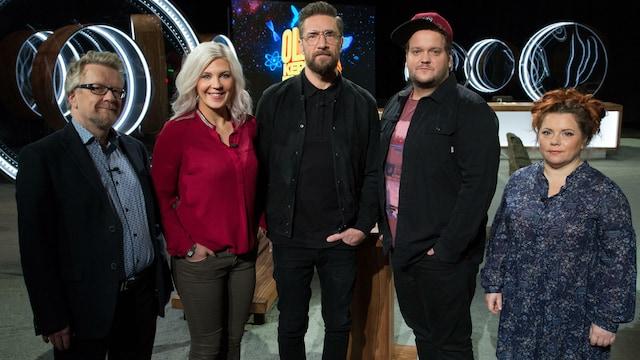 1. Vappu Pimiä, Kiti Kokkonen ja Kari Enqvist