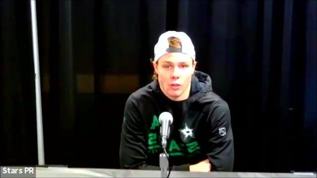 Jääkiekko, Miro Heiskanen kertoo Dallas Starsin valmistautumisesta NHL-kauteen