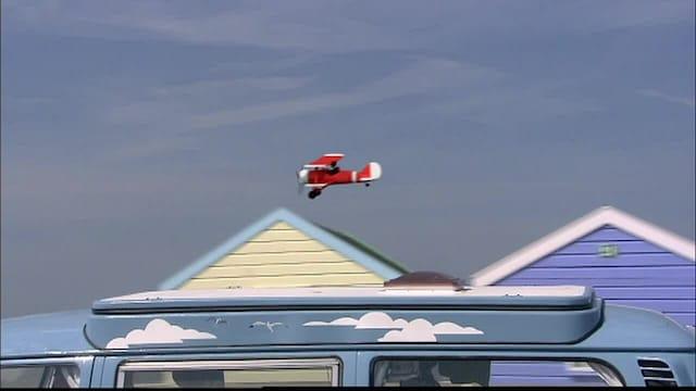 26. Vaarin hurja lentoseikkailu