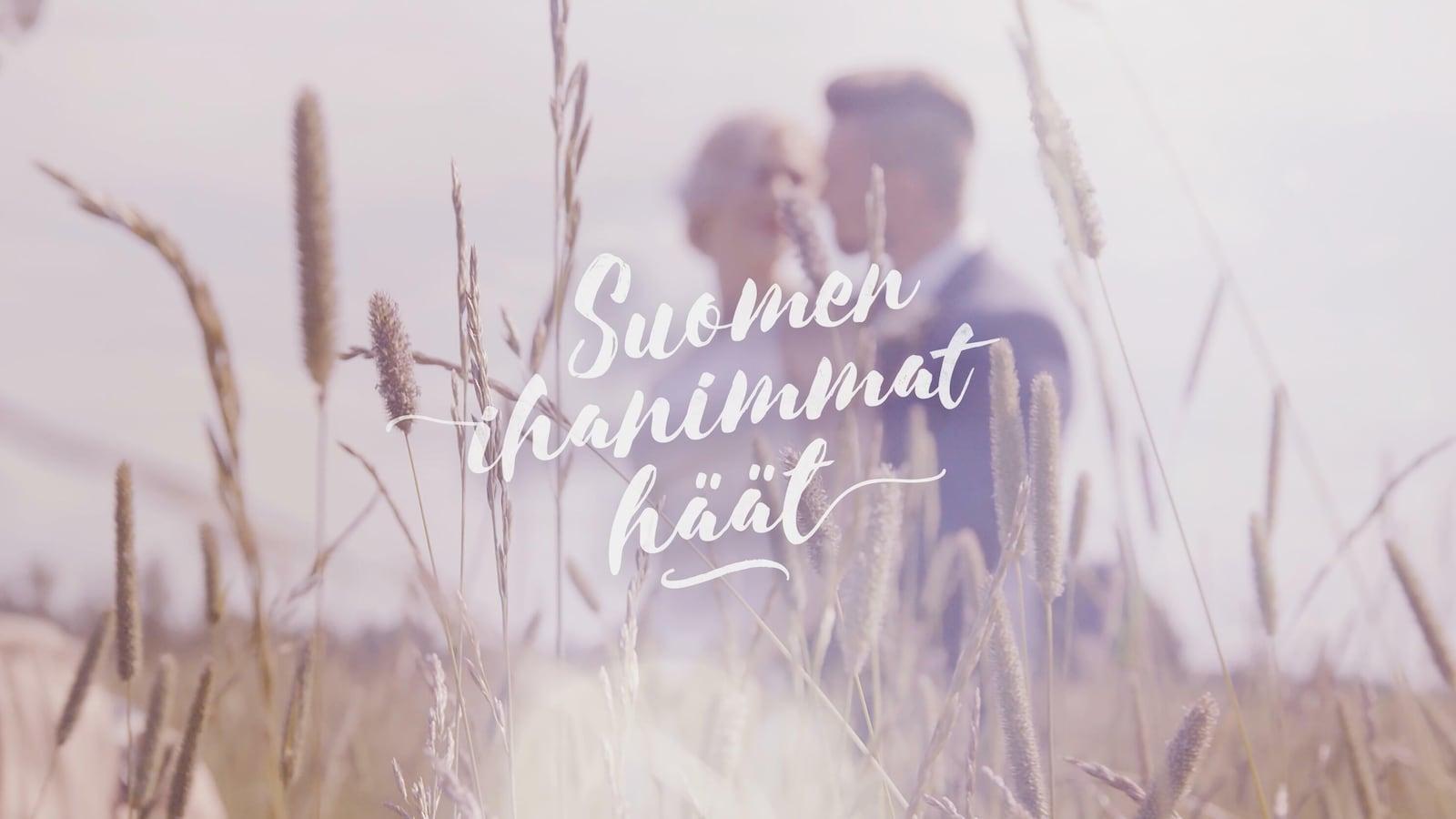 Suomen ihanimmat häät