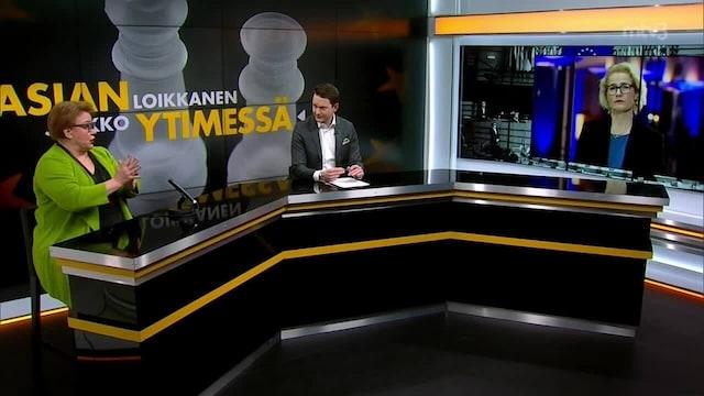 5. Asian ytimessä, Jaakko Loikkanen