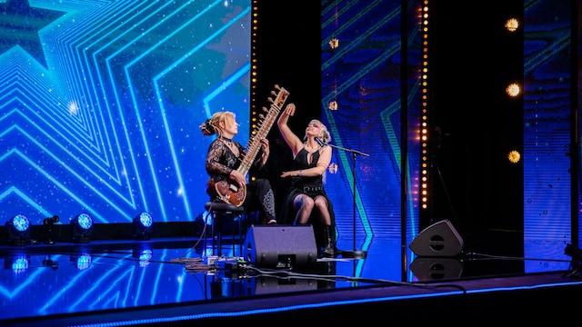 Talent Suomi, Jakso 4: Rivit rakoilevat