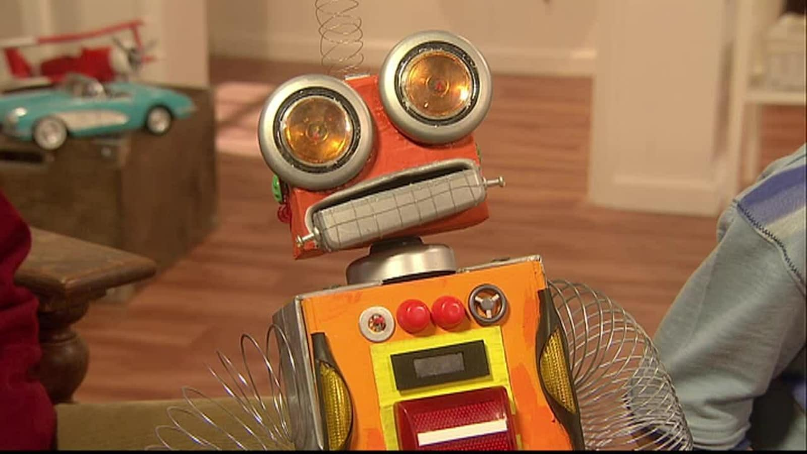 4. Maailman upein robotti