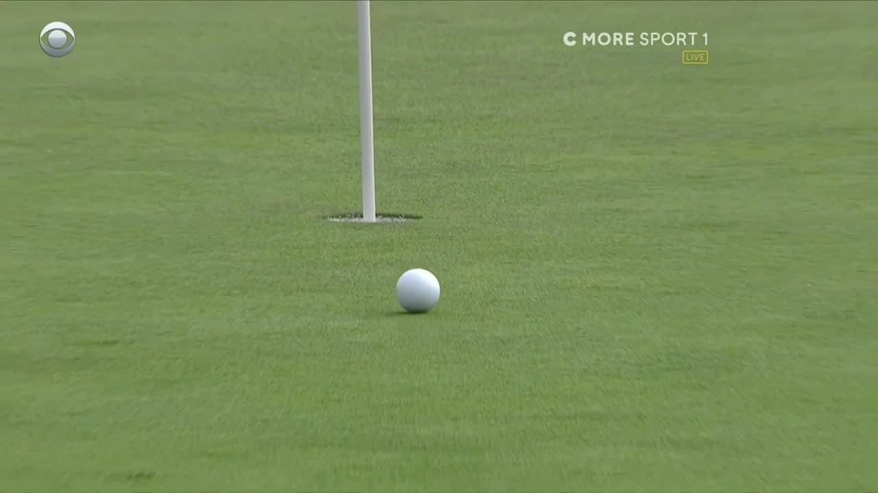 PGA TOUR Golf, Daniel Berger upotti upean eagle-voittoputin 10 metristä ja sai 1,4 miljoonan dollarin potin PGA-kisassa