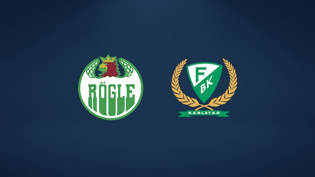 Rögle - Färjestad