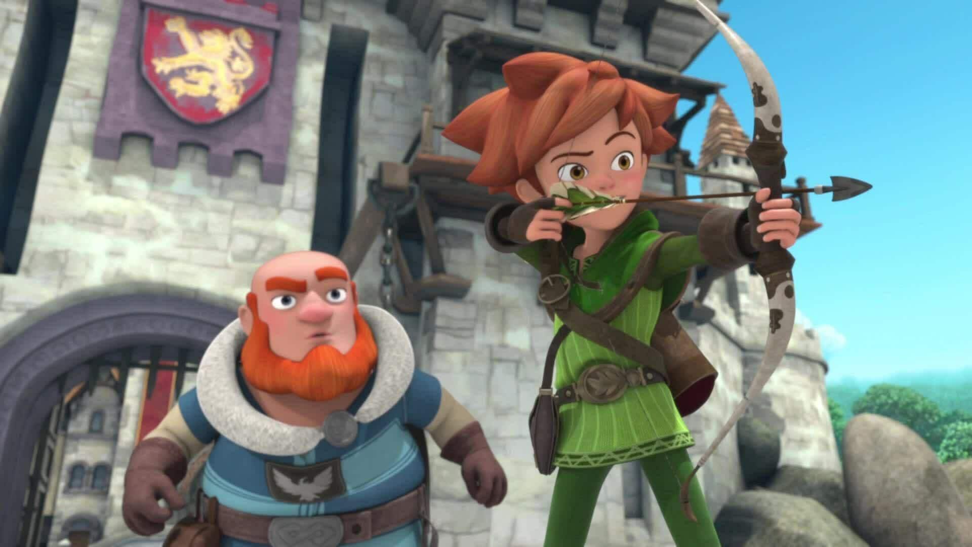 Nuori Robin Hood - Marian saa vallan