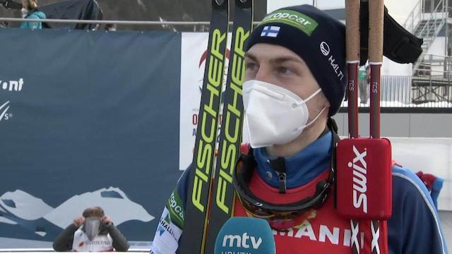 """Yhdistetty, Ilkka Herola nappasi uskomattomalla hiihdolla MM-hopeaa – """"Ei ollut kuin voitettavaa"""""""