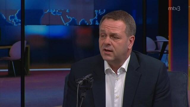 Uutisextra, Vieraana Helsingin pormestari Jan Vapaavuori