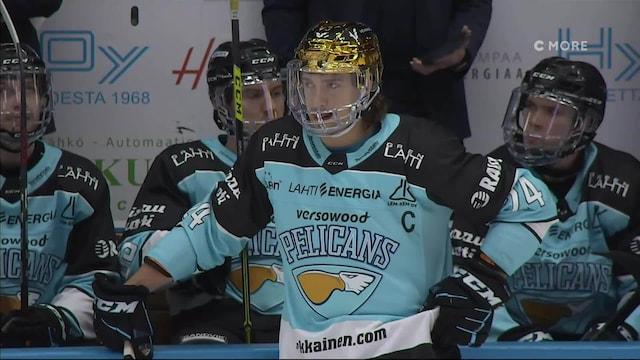Liiga, Pelicansin Hannes Björninen noussut yhdeksi SM-liigan kokonaisvaltaisimmista pelaajista