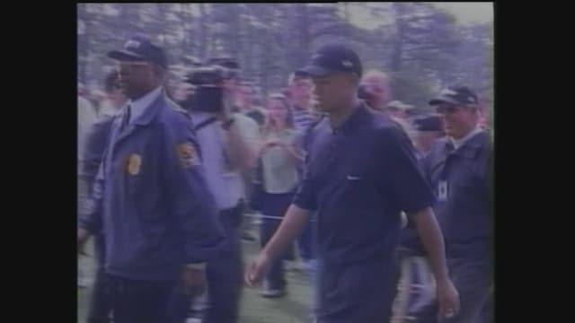Golf, Mikko Ilonen pelasi amatöörinä samassa ryhmässä Tiger Woodsin kanssa Mastersissa vuonna 2001