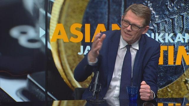 Asian ytimessä, Jaakko Loikkanen, Mikä on kansainvälisen ilmastopolitiikan tila tällä hetkellä? Vieraana valtiovarainministeri Matti Vanhanen