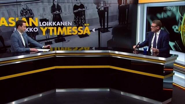 Asian ytimessä, Jaakko Loikkanen, Hallitus kokoontuu kahden viikon kuluttua kehysriiheen – valtiovarainministeri Matti Vanhanen kertoo, linjaako hallitus jo nyt sopeutustoimia