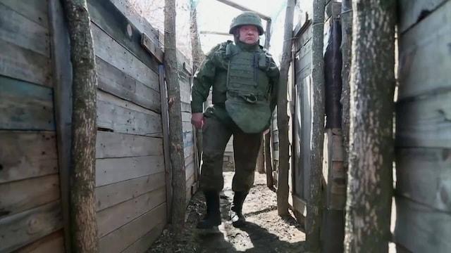 Asian ytimessä, Tunnelma Ukrainan ja Venäjän rajalla on tiivistynyt – Nato vaatii Venäjää lopettamaan provokaation