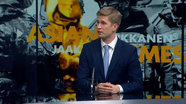 Asian ytimessä, Ulkopoliittisen instituutin tutkija Henri Vanhanen uskoo, että sotatoimet Ukrainassa voivat horjuttaa myös Suomen turvallisuutta