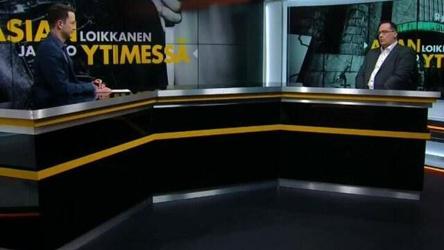 15. Asian ytimessä, Jaakko Loikkanen
