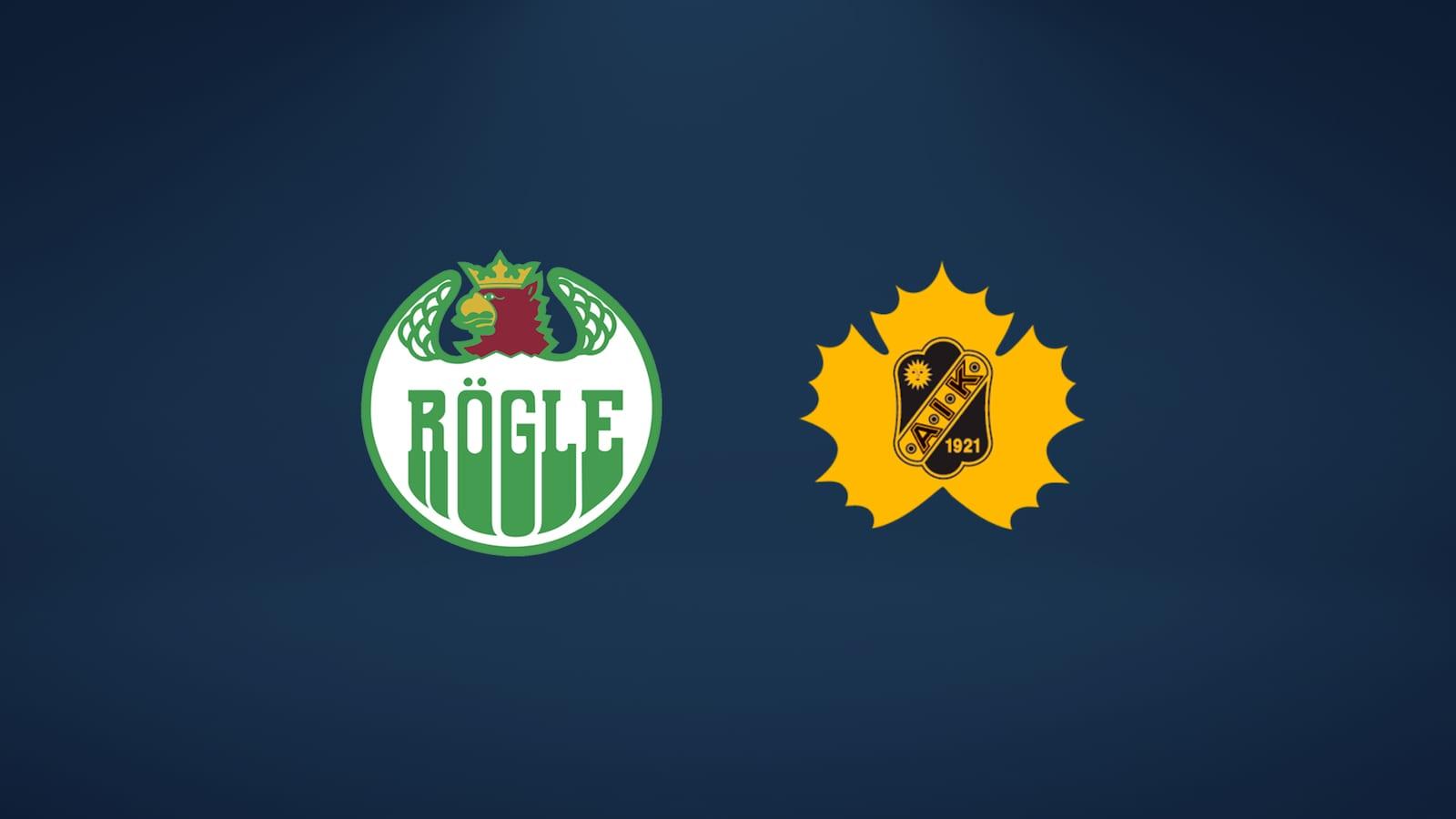 Rögle - Skellefteå