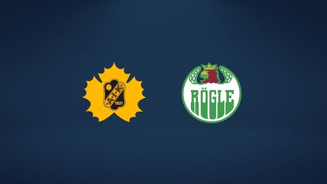Skellefteå - Rögle
