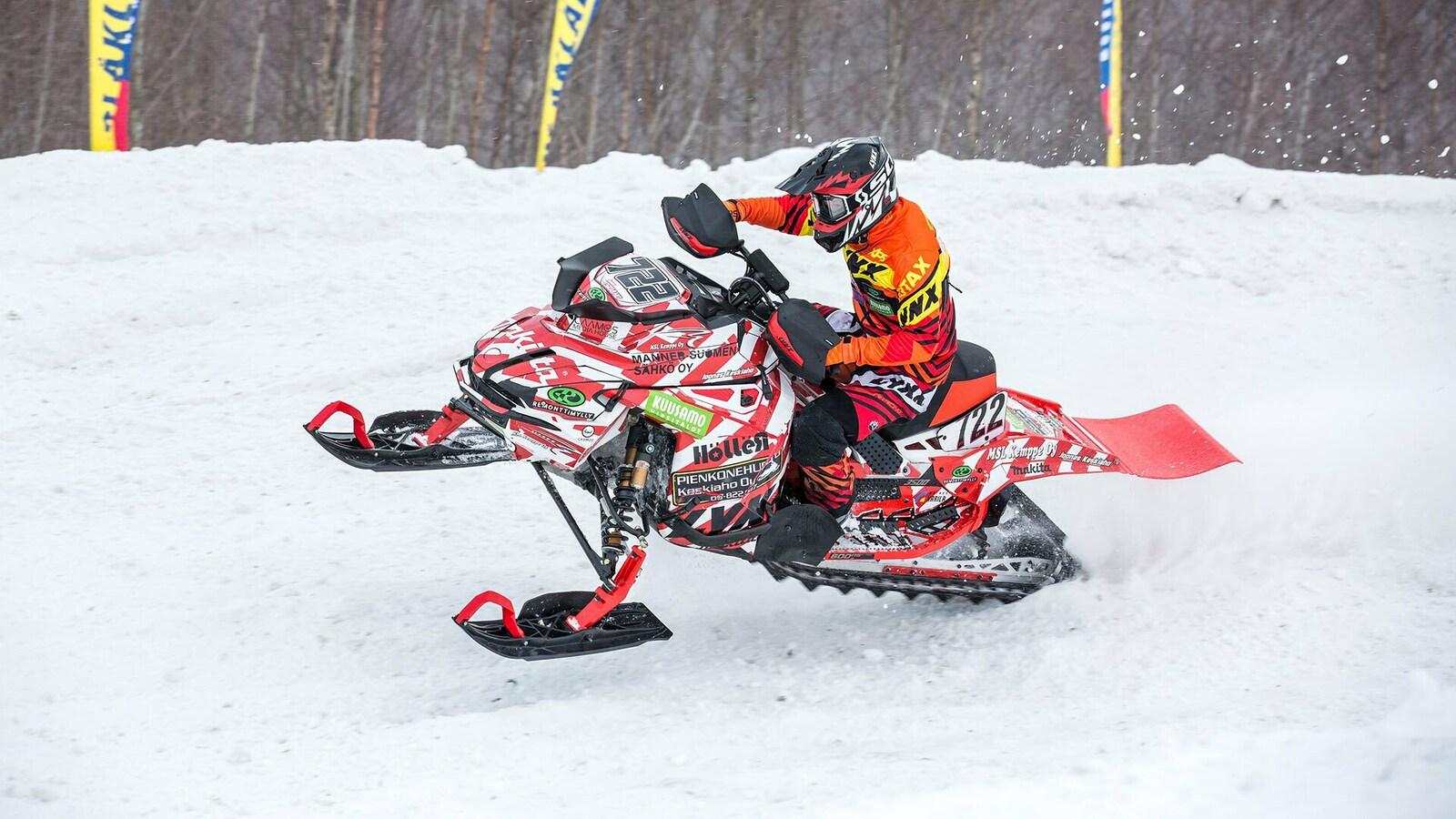 MM Snowcross / Rovaniemi