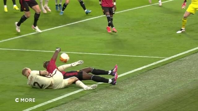 Eurooppa-liiga, Maalikooste: Manchester United - AS Roma