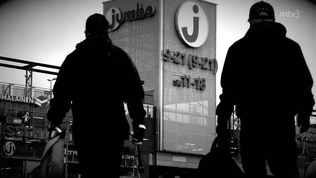 Rikospaikka, Näin poliisi selvitti elokuvamaisesti toteutetun Jumbon korumurron
