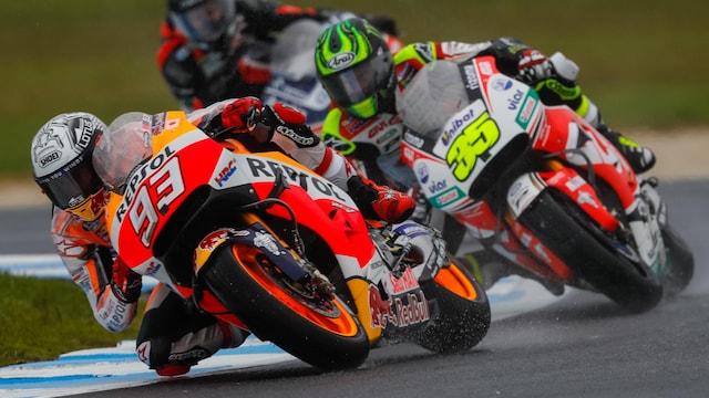Moto3: Ranskan aika-ajot
