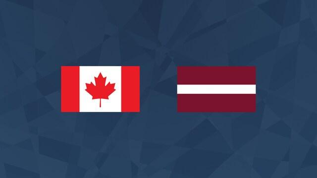 Kanada - Latvia (studiolähetys)