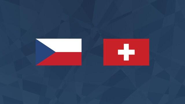 Tshekki - Sveitsi (studiolähetys)