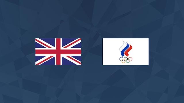 Iso-Britannia - Venäjä