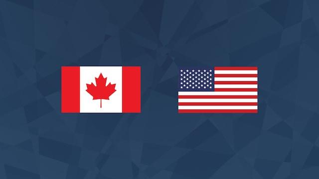 Kanada - USA (studiolähetys)