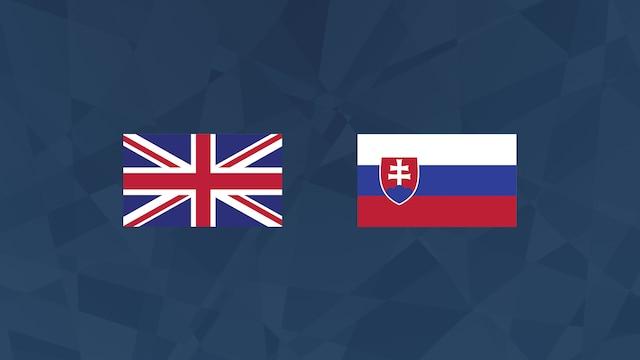 Iso-Britannia - Slovakia