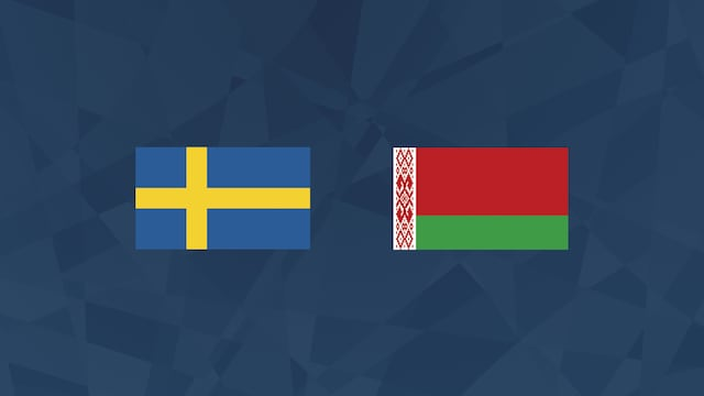 Ruotsi - Valko-Venäjä