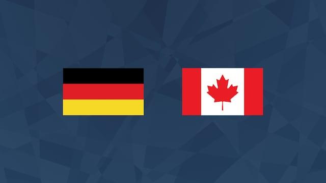 Saksa - Kanada
